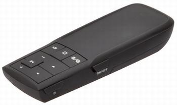 Draadloze ednet Laser Presenter afstandbediening zwart