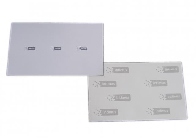 Frankeeretiketten MS-20 dubbel 300 vel / 600 labels