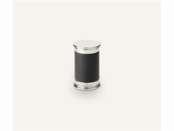 Graf von Faber Castell potloodslijper bureau zwart leder