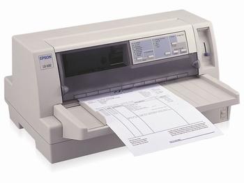 Epson LQ 680 Pro 24 naalds matrix printer 360 x 360 dpi