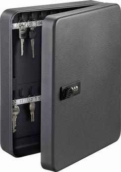 BURG-WACHTER sleutelkast 20 sleutels met cijferslot