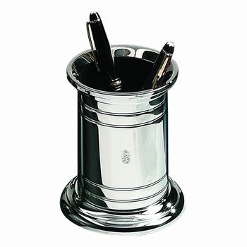 EL Casco M654 CT luxe pennenkoker Chroom