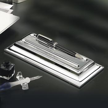 EL Casco M655 CT luxe pennenbak Chroom