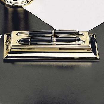 EL Casco M655 L luxe pennenbak 23 krt Gold plated