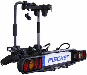 Fischer fietsendrager  voor trekhaak Proline Evo 2 fietsen