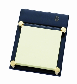 EL Casco M671 LN luxe post-it memoblokhouder Zwart / Gold