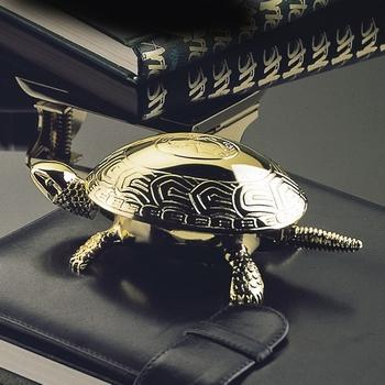 EL Casco M700 L luxe baliebel / presse papier Gold plated