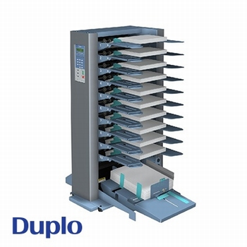 Duplo DFC-100c vergaarmachine
