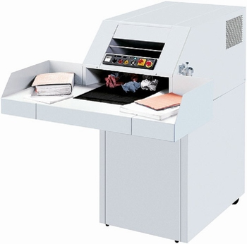 IDEAL papiervernietiger 4107 6mm