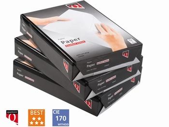 Kopieerpapier Quantore Excellent A4 80GR wit 500 vel