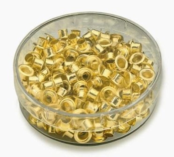 Oogjes, Eyelets 3.2 mm voor Ringtang 250 st.