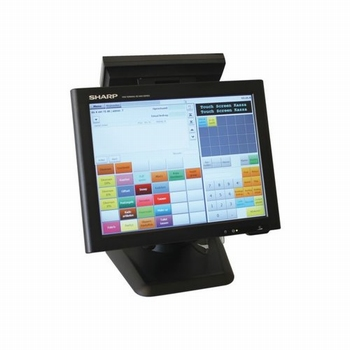 Sharp kassa RZX 655 POS systeem Touchscreen