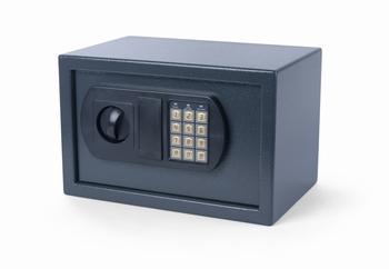 Kluis / Safe 310x200x200 mm met electronisch cijferslot