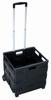 Opvouwbare krat / trolley Medium