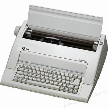 Electronische schrijfmachine Twen 180 Plus (DE)