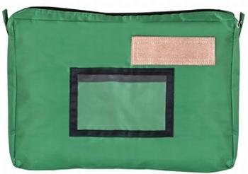 Banktas nylon groen