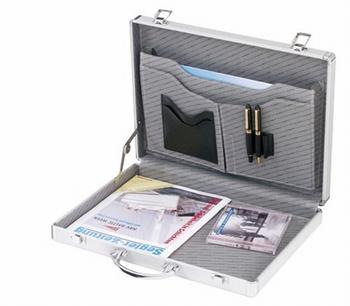 Alumaxx Attaché-koffer Minor aluminium