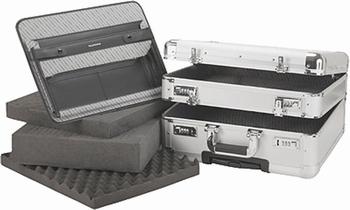Alumaxx Multifunctionele koffer Challenger Aluminium