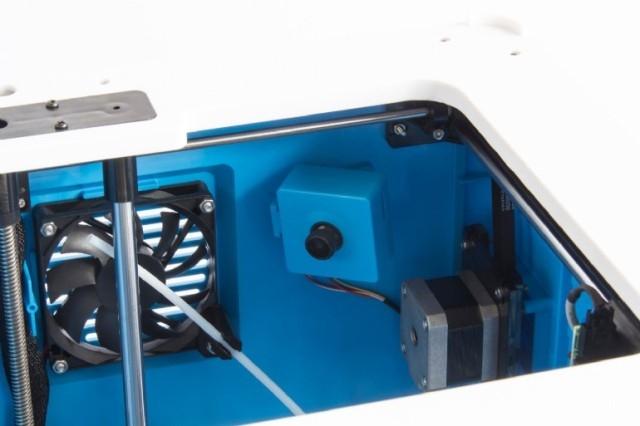 3D printer voor ABS/PLA/PVA filament Inventor dubbele nozzle