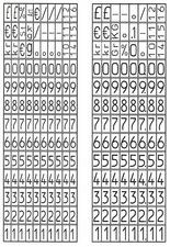 Avery Zweckform prijstang 2-regels en 18 tekens