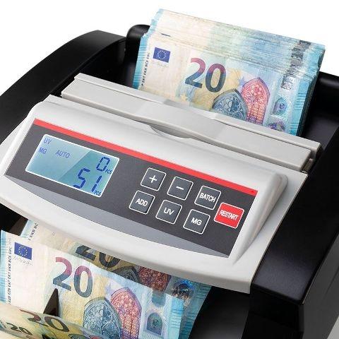 Bankbiljetten telmachine CashMeister 2700+