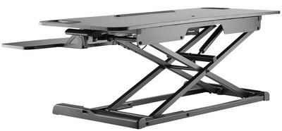 DIGITUS Zit-Sta module Werkstation verstelbaar 100 - 500 mm