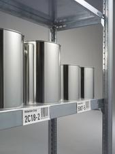 DURABLE SCANFIX scannerrails transparant 200 x 30 mm