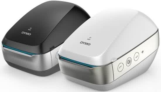 Dymo LabelWriter - Draadloze Labelprinter - Grijs / Wit Wifi