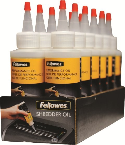 Fellowes Papiervernietiger olie 120ml