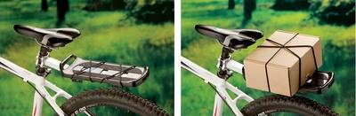 Fischer fiets bagagedrager voor mountainbikes