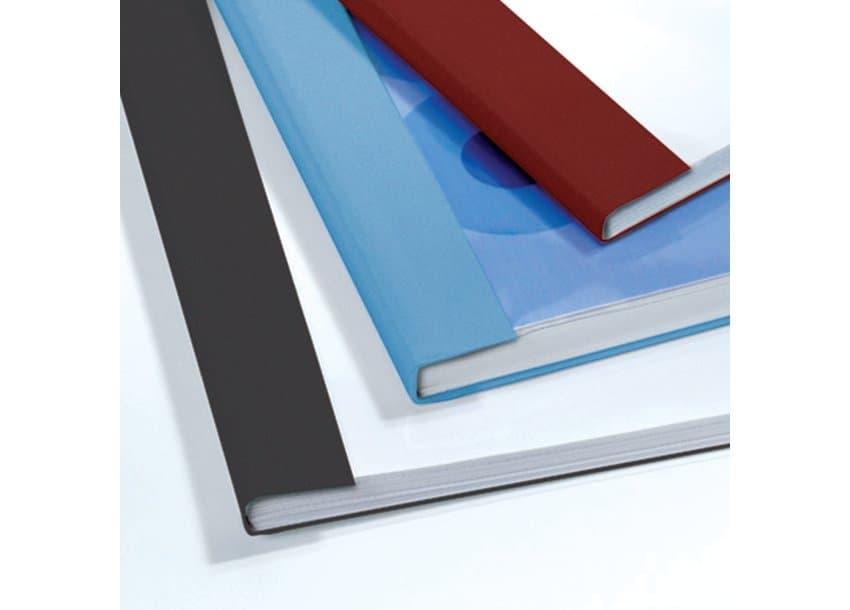 GBC Thermische omslag A4 Lederprint  4 mm  100 stuks