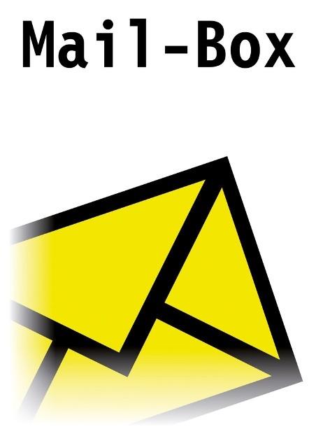 HAN Brievenbus - Mailbox IMAGE'IN Zwart