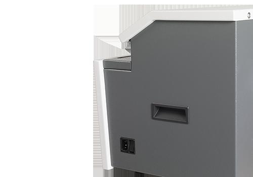 HSM ProfiPack C400 karton-perforator / opbolmachine