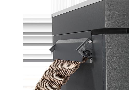 HSM Profipack P425 karton-perforator / opbolmachine - 220V