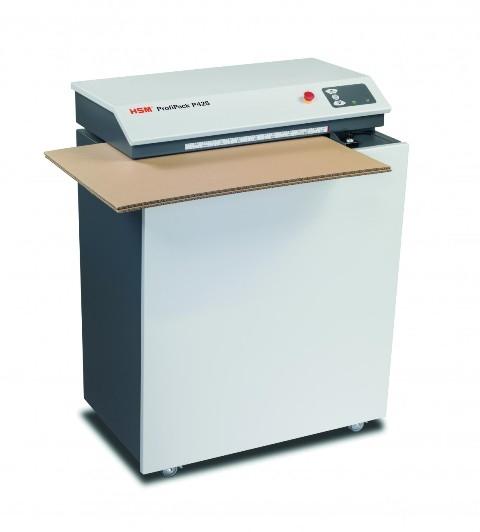 HSM ProfiPack P425 karton-perforator / opbolmachine - 380V