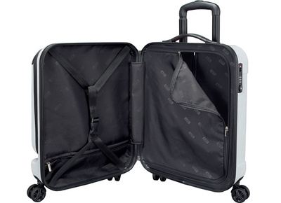JSA Reistrolley Travel & Business zwart