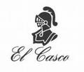 El Casco M654 CN luxe pennenkoker Zwart / Chroom