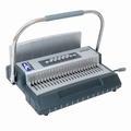 Albyco S-600 inbindmachine voor plastic en metalen bindrug