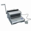 Albyco D-310 inbindmachine voor metalen draadkammen (3:1)