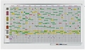 PROFESSIONAL jaarplanner 75 items 100x200cm