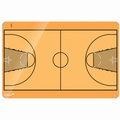 ACCENTS Linear whiteboard - Basketbal