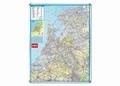 Nobo magnetische wandkaart Nederland