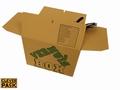 Verhuisdozen CleverPack bedrukt 480x320x360mm 5 stuks