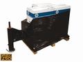 Rekwikkelfolie CleverPack 500mm x 300m 23mu zwart