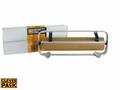 Afrol- en Afsnijapparaat voor papierrollen tot 750mm
