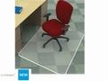 Stoelmat Q-Connect PVC 120x150cm voor tapijt