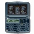 Vertaalcomputer zakmodel 6-talen Karce KD-8005