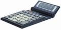 Triumph-Adler zak - rekenmachine L-819 solar zwart