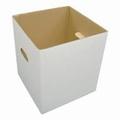 Kartonnen opvangdoos voor de Intimus 007SE papiervernietiger