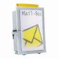 HAN Brievenbus - Mailbox IMAGE'IN Lichtgrijs